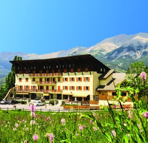 L'hôtel